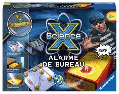 sciences - alarme de bureau